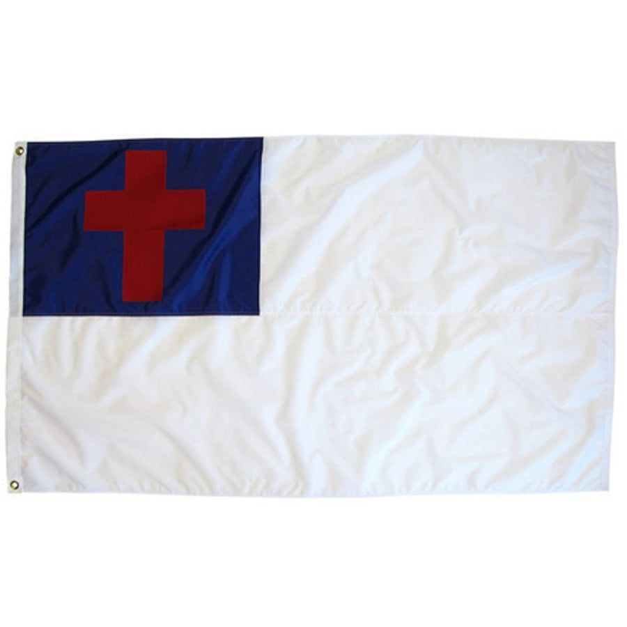 3x5 ft Christian Super-Poly