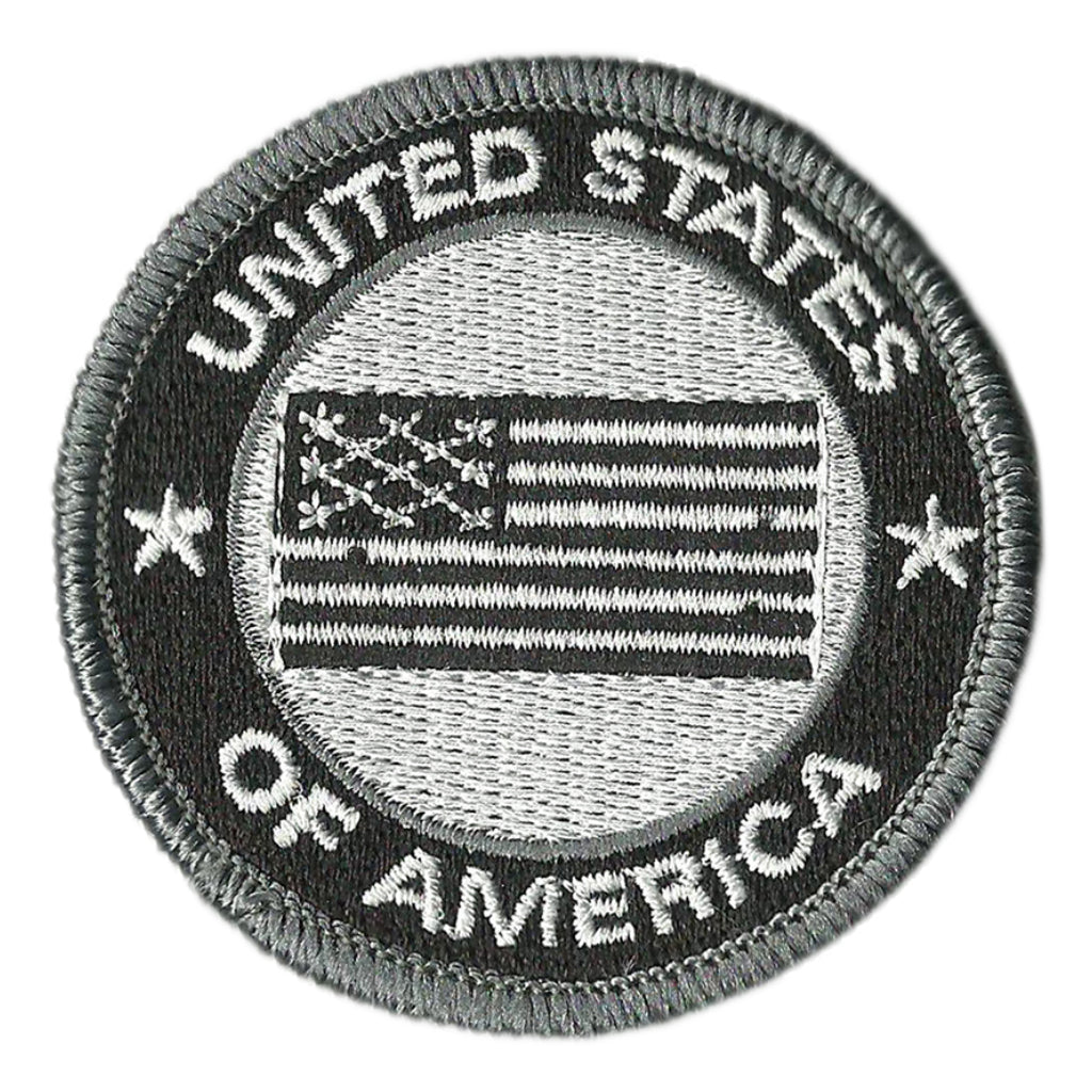 "3"" USA Circle Patch"