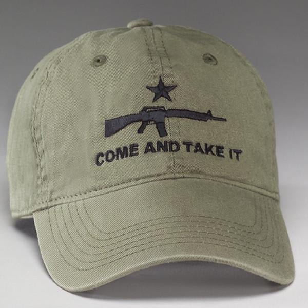 Olive Drab Come & Take It Hat
