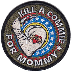 Kill a Commie For Mommy Morale Patch
