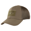 Build Your MESH-BACK Fitted Tactical Cap - Coyote Brown