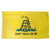 4x6 ft Gadsden Embroidered Cotton Flag