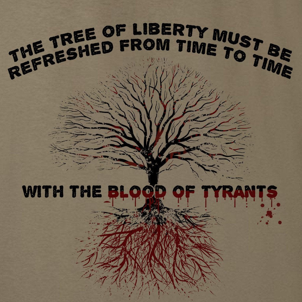Coyote Blood of Tyrants T-Shirt