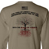 Blood of Tyrants Longsleeve T-Shirt - coyote