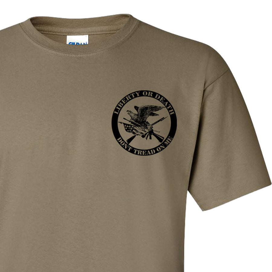 Coyote Historical Rifle T-Shirt