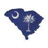 South Carolina - Die-Cut