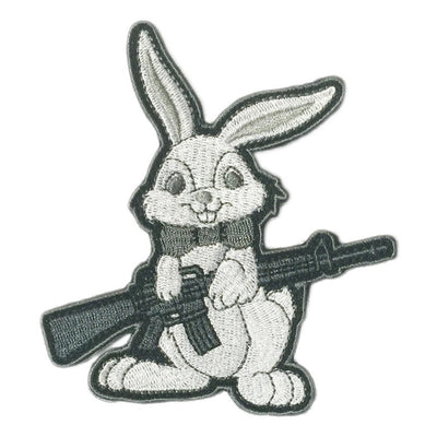 Evil Easter Bunny - Tactical Patches