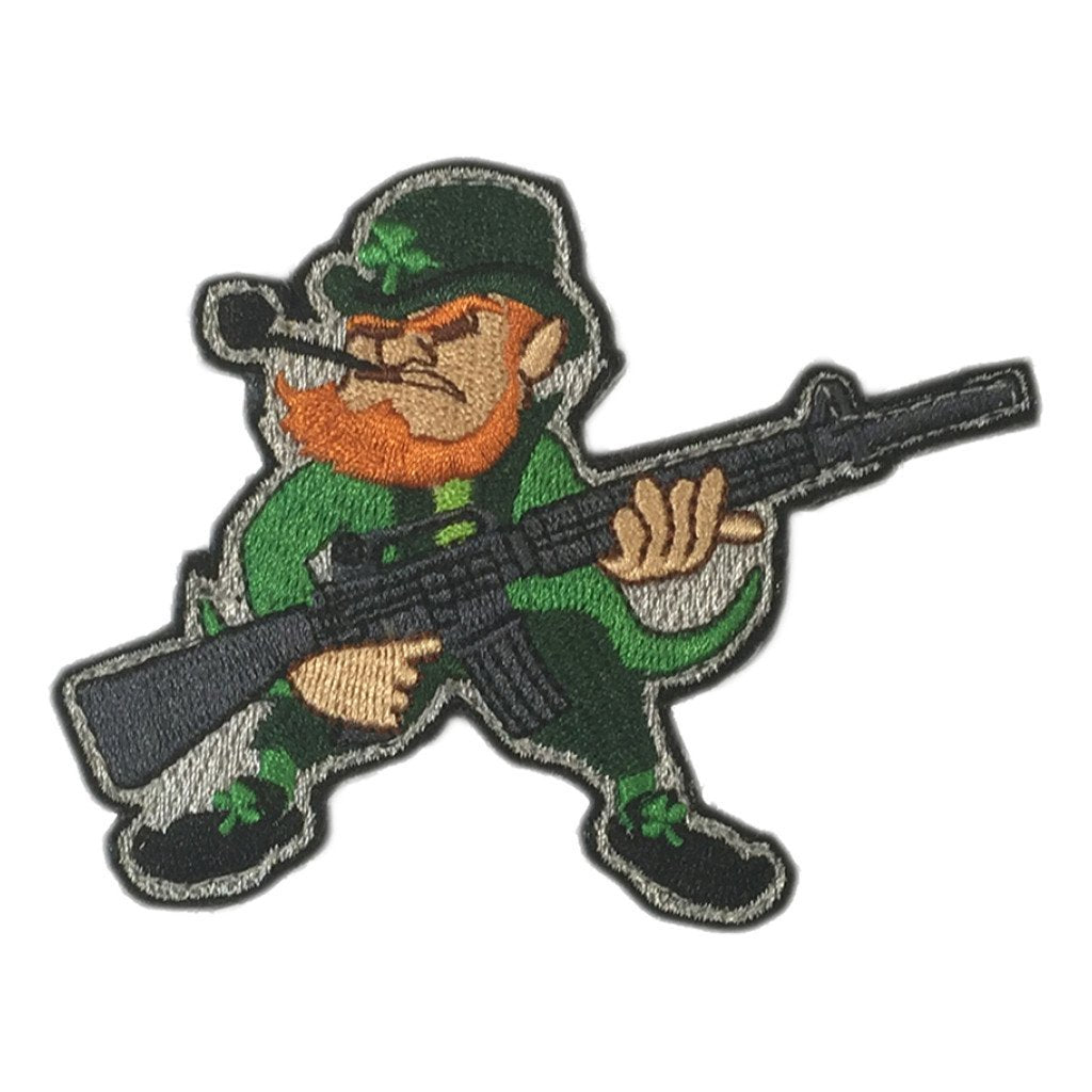 Evil Leprechaun Morale Patch