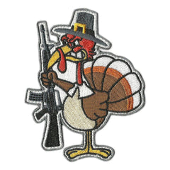 Evil Turkey Morale Patch