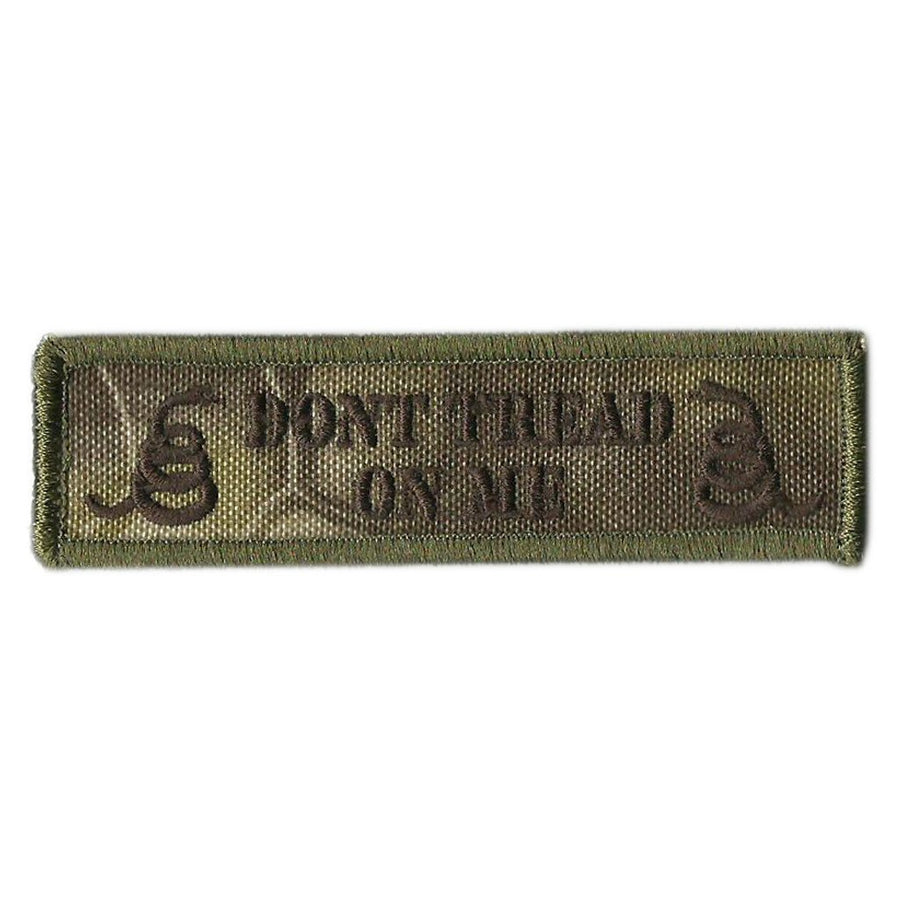 Kryptek-Highlander Dont Tread On Me Morale Tactical Patch