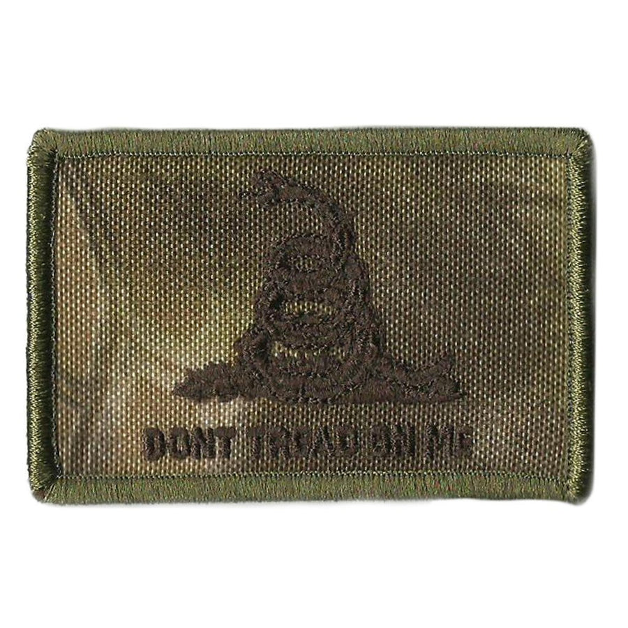 Kryptek-Highlander Gadsden Tactical Patch