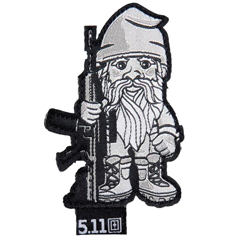 "5.11 Gnome Tactical Patch - 2""x3.25"""