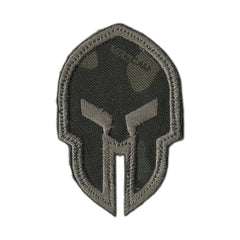 "MULTICAM-Black - Molon Die Cut Tactical Patch - 3"" x 2"""