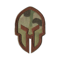 "MULTICAM - Molon Die Cut Tactical Patch - 3"" x 2"""