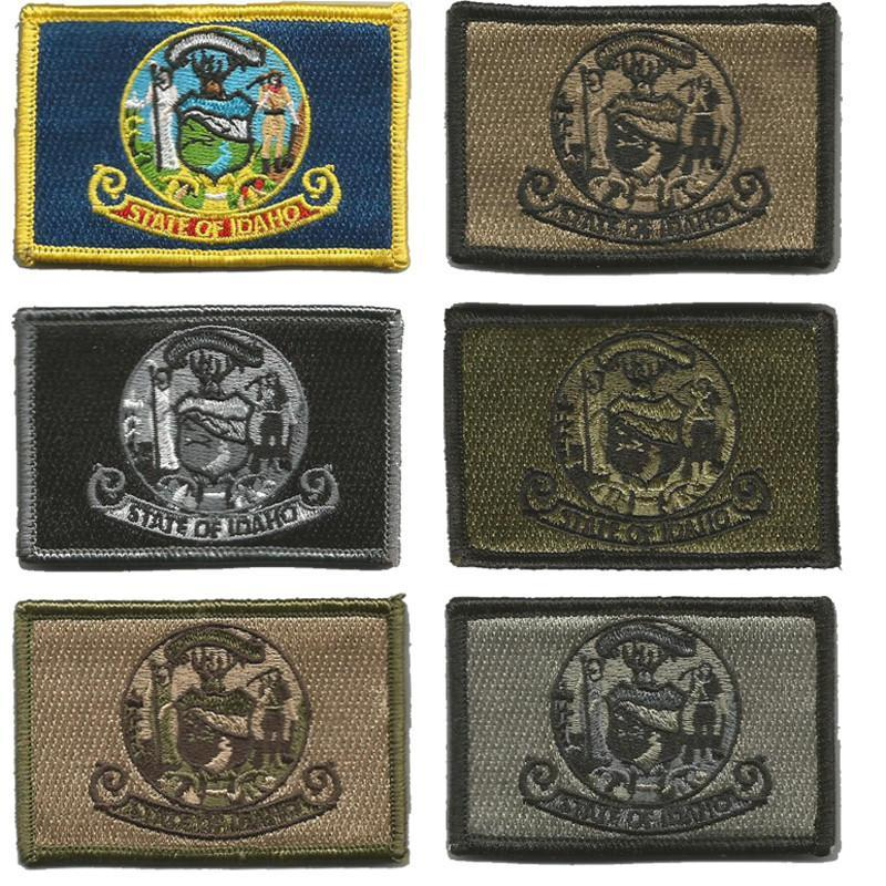 Idaho Tactical State Patch