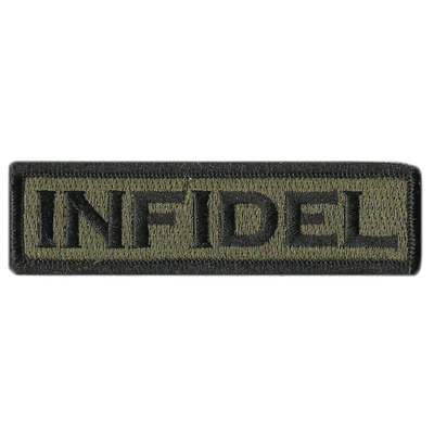 Infidel Morale Patches