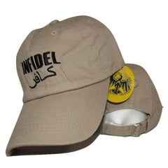 Tan Infidel Hat