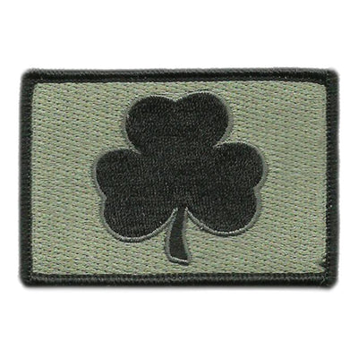"2""x3"" Clover/Irish Tactical Patch"