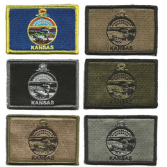 Kansas - Tactical State Patch