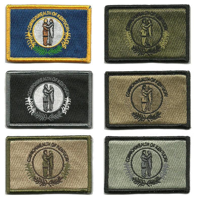 Kentucky - Tactical State Patch