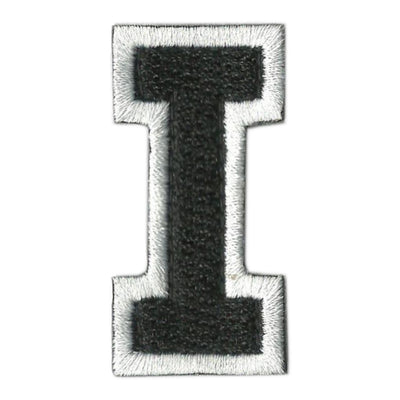 "Spell Anything - Tactical Letters -  2"" x 1.25"" - Black"