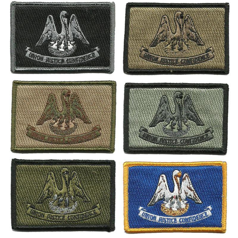 Louisiana - Tactical State Patch