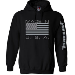 Black Made in USA Hoody