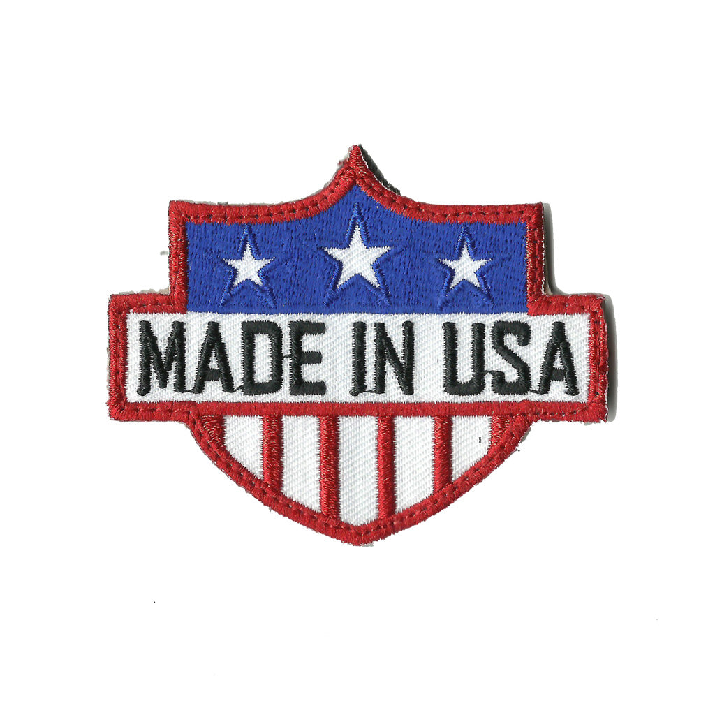 Made in USA morale patch