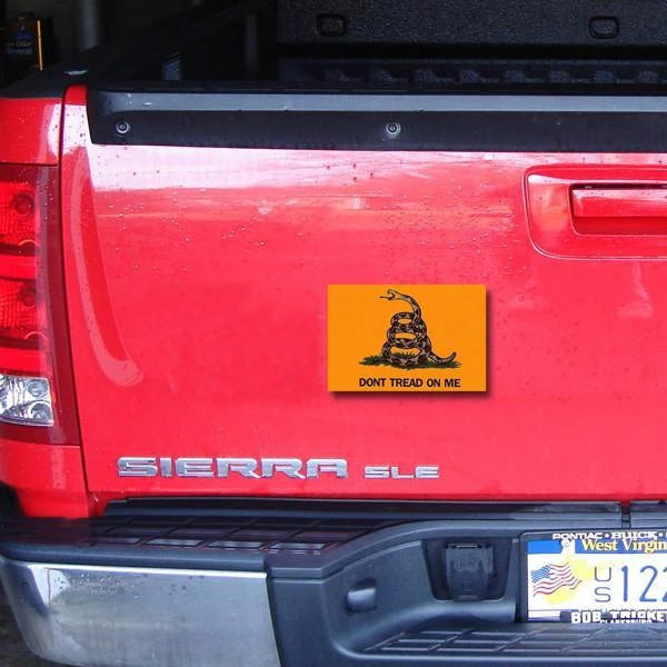 Heavy Duty Gadsden Flag Magnet
