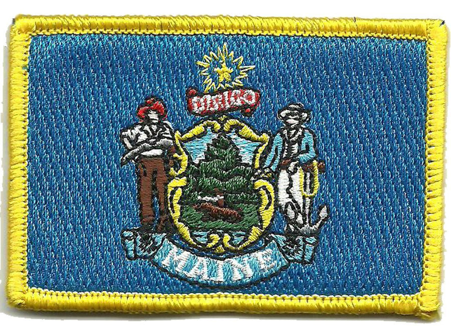 Maine - Tactical State Patch