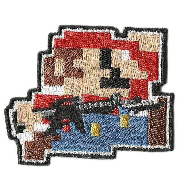 AR-15 Mario Morale Patch