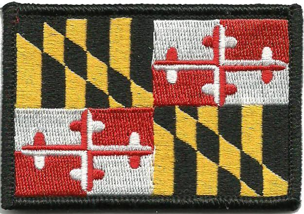 Maryland - Tactical State Patch
