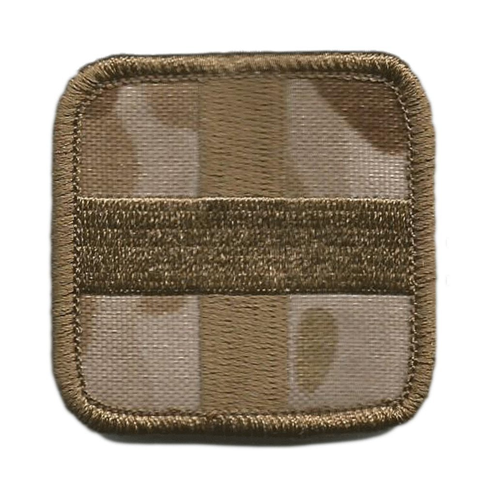 "MULTICAM-Arid - Medic Tactical Patch - 2"" x 2"""
