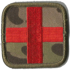 "MULTICAM - Medic Cross - 2""x2"""
