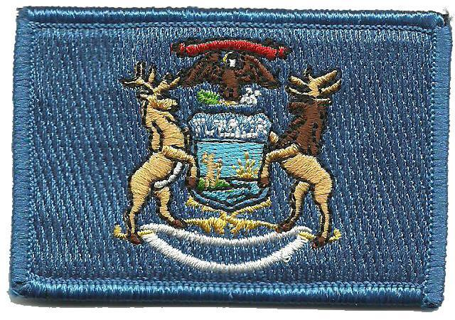 Michigan - Tactical State Patch