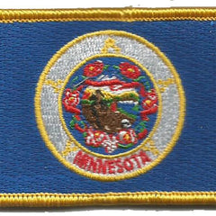 Minnesota - Tactical State Patch