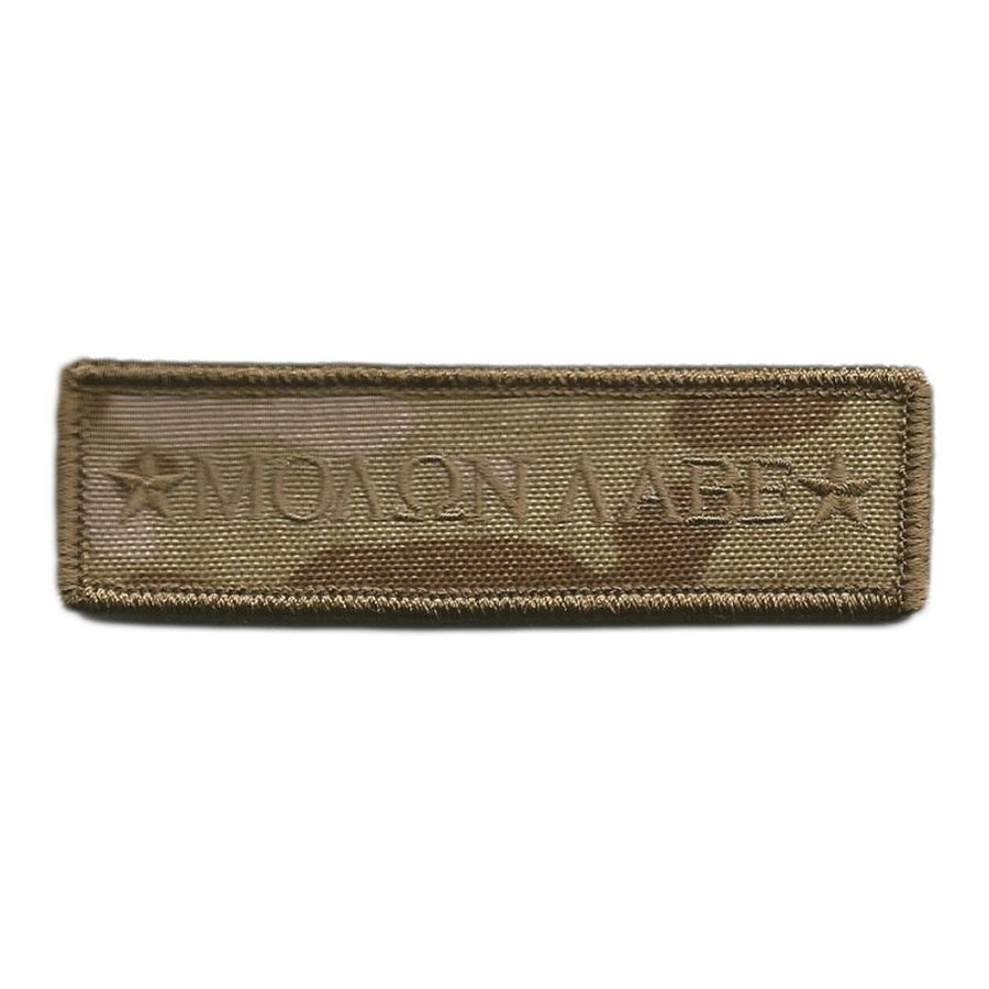 MULTICAM-Arid - Molon Labe Morale Patch