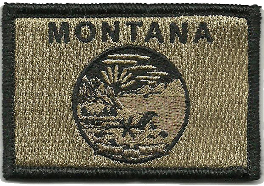 Montana - Tactical State Patch