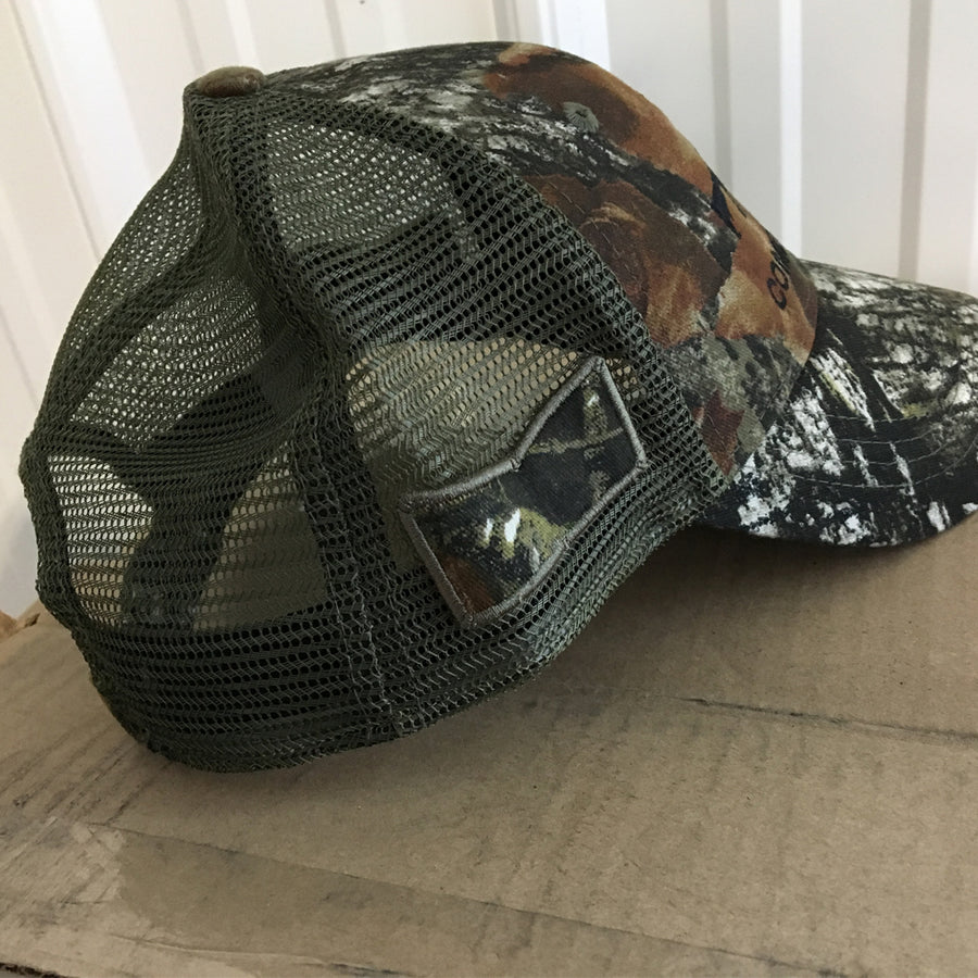 Mossy Oak Mesh Come Take It Cap