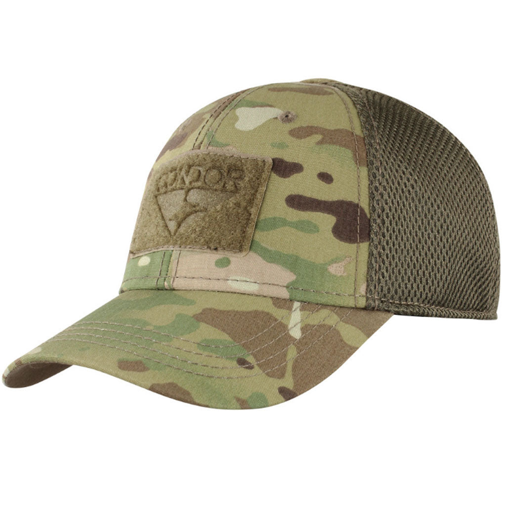 Mesh Fitted Cap Builder - Choose Mesh Fitted Cap & 2 Patches