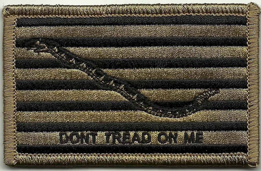 1st Navy Jack Shoulder Patch