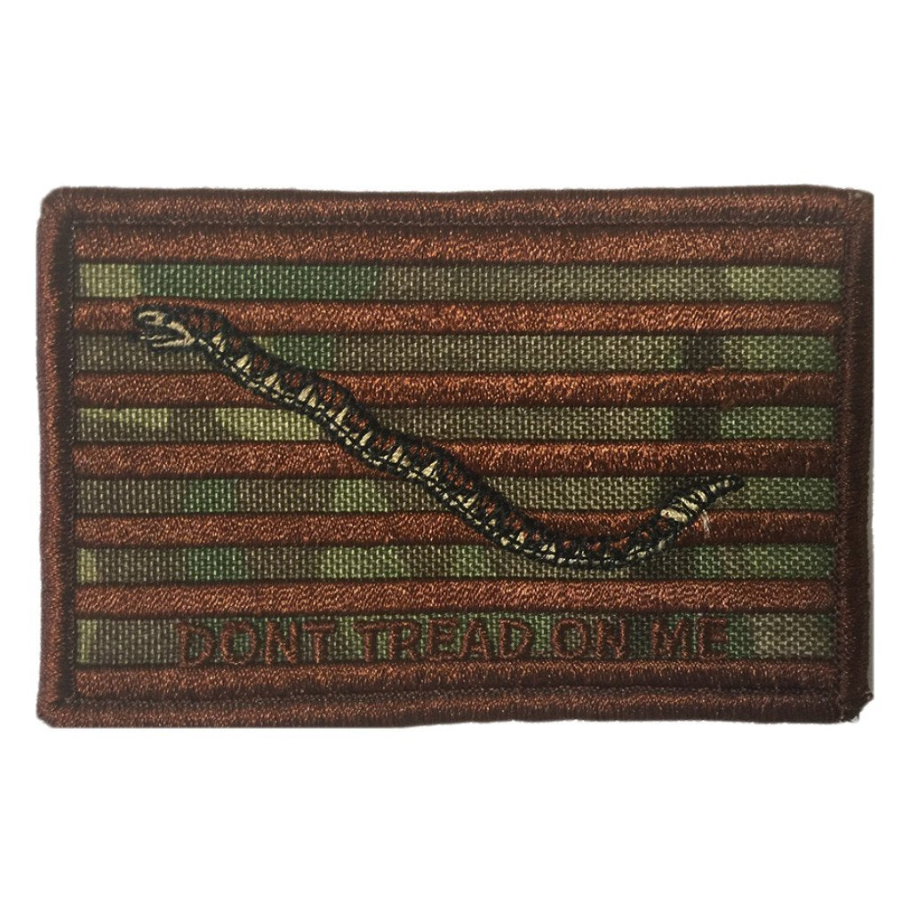"MULTICAM - Navy Jack Shoulder Patch - 2 1/4"" x 3 3/4"""