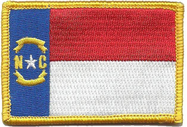 North Carolina - Tactical State Patch