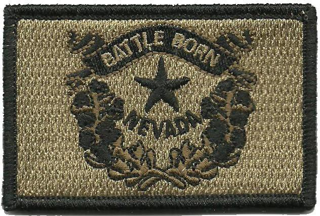 Nevada - Tactical State Patch