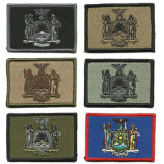 New York - Tactical State Patch