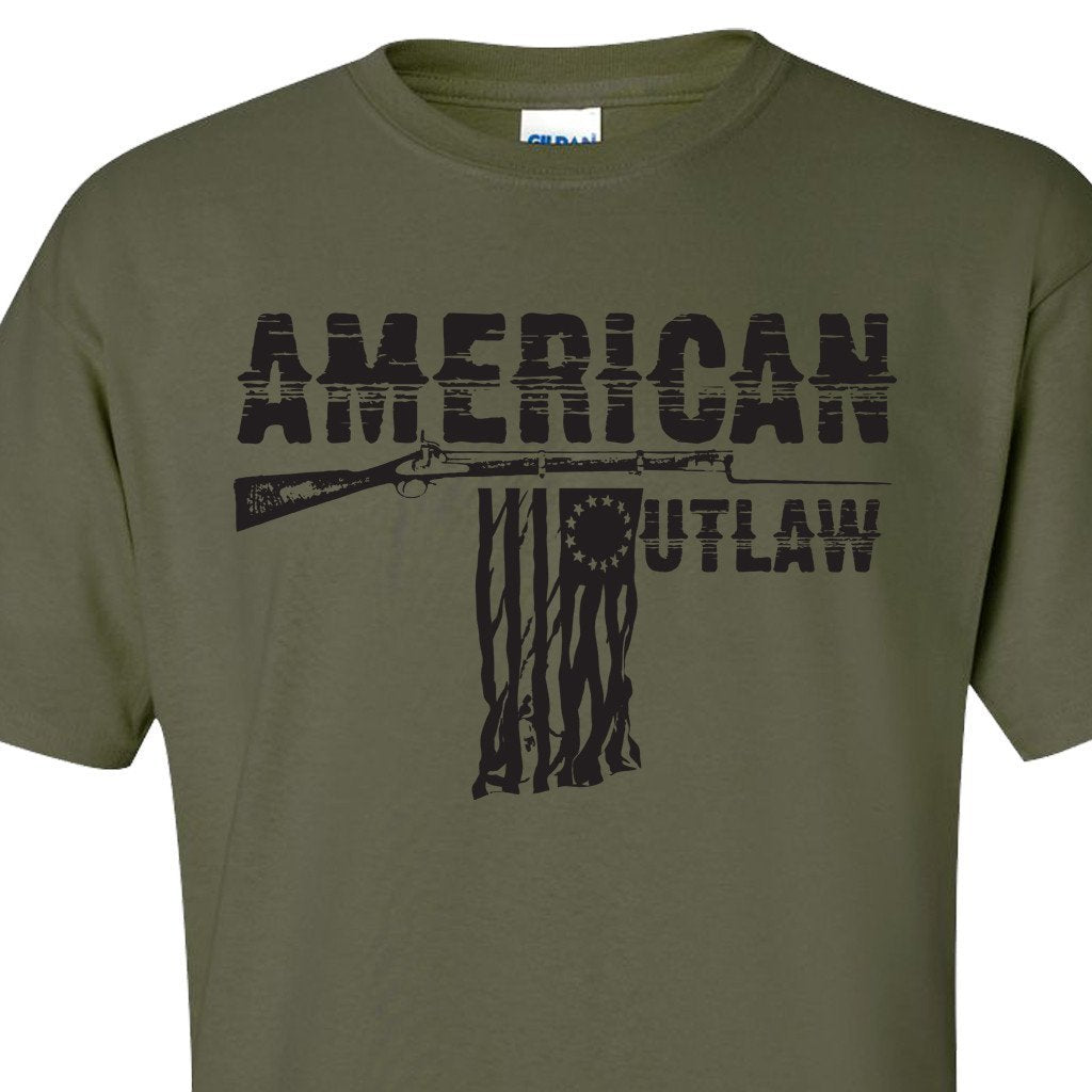 American Outlaw - Olive Drab