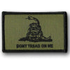 Gadsden Flag Shoulder Patches