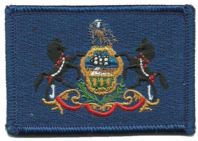 Pennsylvania - Tactical State Patch