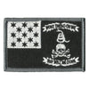 1812 Battle of Plattsburgh Flag Patch