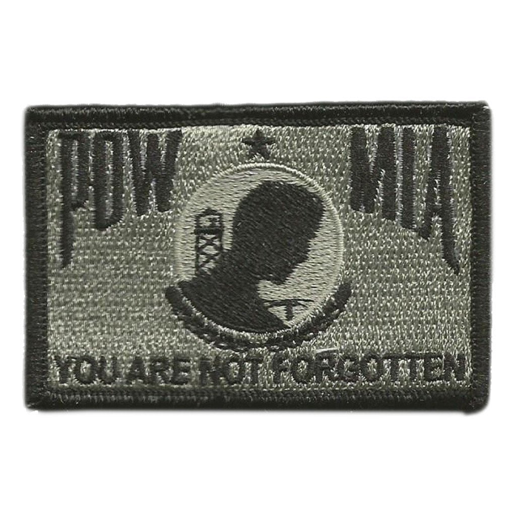 "2""x3"" POW/MIA Tactical Patch"